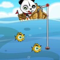 Гра Риболовля панди