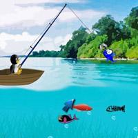 Гра Риболовля пінгвіна