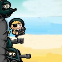Гра Солдати: Місто в облозі 2 - Курорт