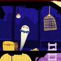 Гра страшилки: Злякай мешканців будинку привидом