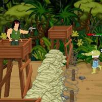 Гра страшилки: Острів мерців