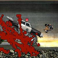 Гра Поліцейські на монстр-машині