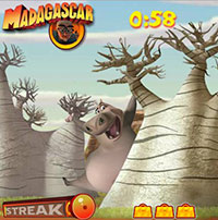 Гра Старенька проти Мадагаскар