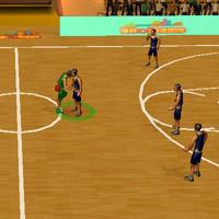 Гра Симулятор баскетболу