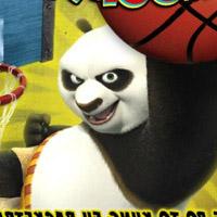 Гра Баскетбол з Кунг-фу Пандою