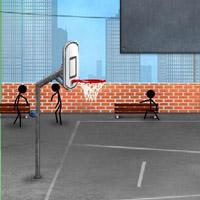 Гра Стікс Вуличний баскетбол