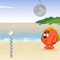 Гра Волейбол в пальмах