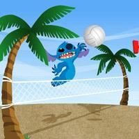 Гра Волейбол: Ліло і Стіч
