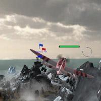 Гра Літаки: Аеро війни 3д