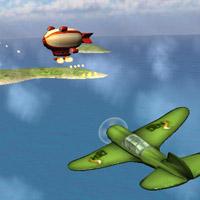Гра Військовий літачок