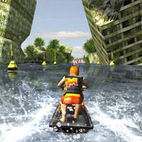 Гра Спорт: Гонки на водному мотоциклі
