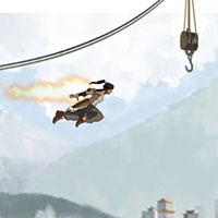 Гра Аватар Легенда про Korra: Втеча!!