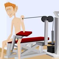 Гра Спорт: Хиляк у спортзалі -  стати бодібілдером