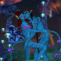 Гра поцілунки Аватар