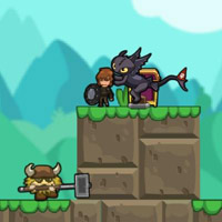 Гра на двох для хлопчиків: Як приручити дракона