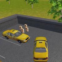 Гра Сім Таксі 3д