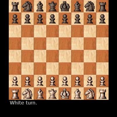 Гра шахи на двох