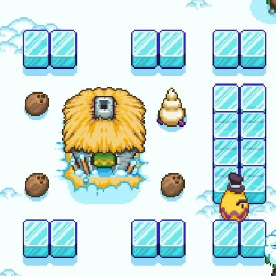 Гра Погане морозиво 2: Знову в бій!