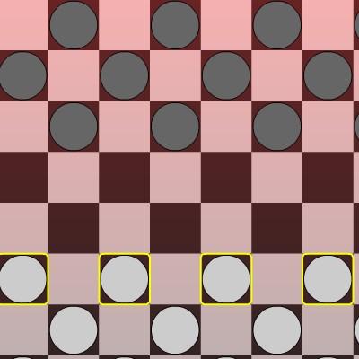 Гра шашки 2