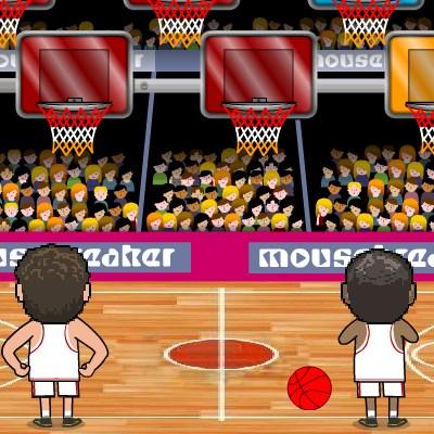 Гра майстер баскетболу: Наступ