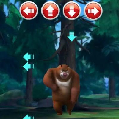 Гра танець ведмедів