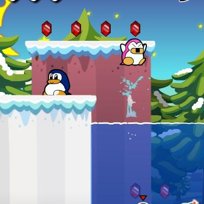 Гра Боротьба пінгвінів