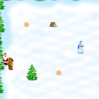 Гра Різдво: Збираємо подарунки