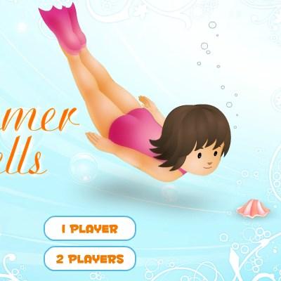 Гра підводне плавання разом з Шеллі