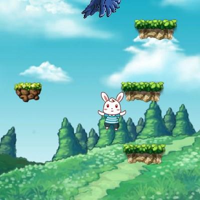 Гра кролик Гам-гам стайл для дівчаток