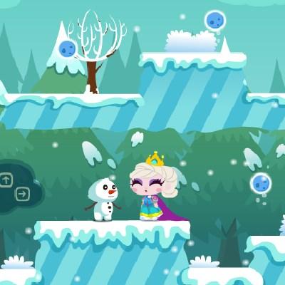 Гра Снігова королева: Порятунок сестри