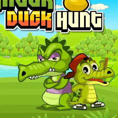 Гра 2 крокодильчика: Вибратися з казкового світу