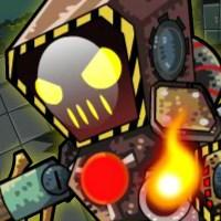Гра стрілялка з роботами: Порятунок людства