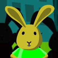 Гра про кролика Блуни