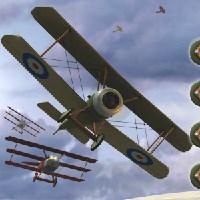 Гра стрілялка: Повітряний бій у Великій війні