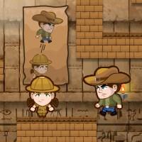 Гра бродилка пригода: В піраміді