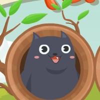 Гра бродилка: Кольорові коти