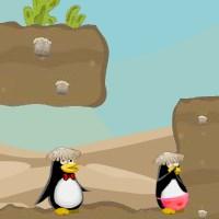 Гра бродилка з пінгвінами