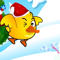 Гра бродилка: Різдво з курчам і качкою