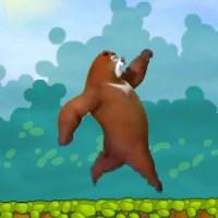 Гра бродилка: Біг ведмедів 2