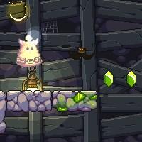 Гра бродилка: Хаос в печері