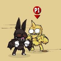 Гра Бійки на двох: Гротембит