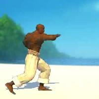 Гра Бійки: Бій з елементами Капоейра
