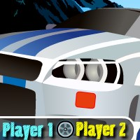 Гра гонки: Гірський спуск