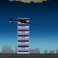 Гра літалки: Вертолітний зона
