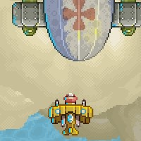 Гра літалки: Небесні лицарі