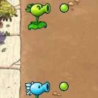 Гра Рослини проти зомбі на двох
