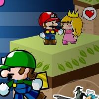 Гра Маріо і Луїджі: Порятунок принцеси