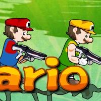 Гра Маріо на двох: Великий бій