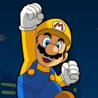 Гра Маріо на двох: Збити НЛО