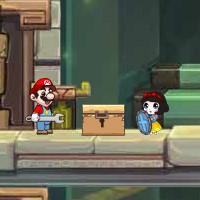 Гра Маріо в гробниці на двох
